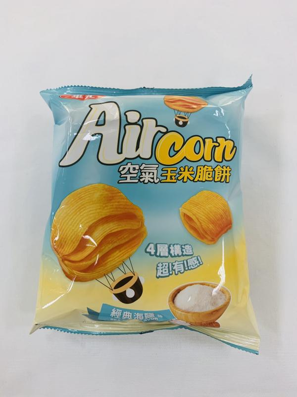 華元.20空氣玉米脆餅(海鹽)