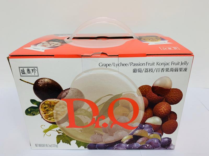 盛香珍.1325g DR.Q果凍禮盒