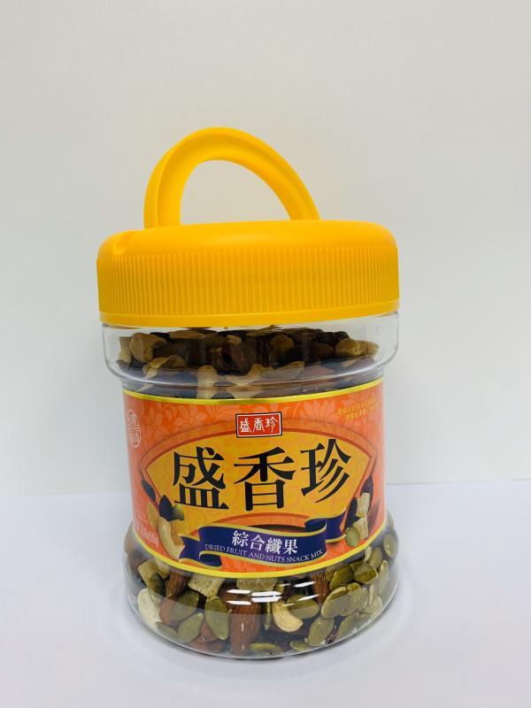 盛香珍.580g綜合纖果