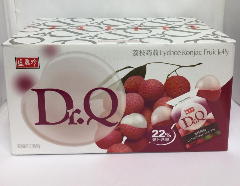 盛香珍.10斤DR.Q荔枝蒟蒻