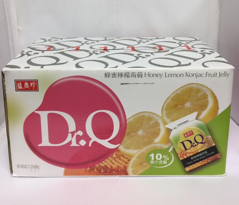 盛香珍.10斤DR.Q蜂蜜檸檬蒟蒻