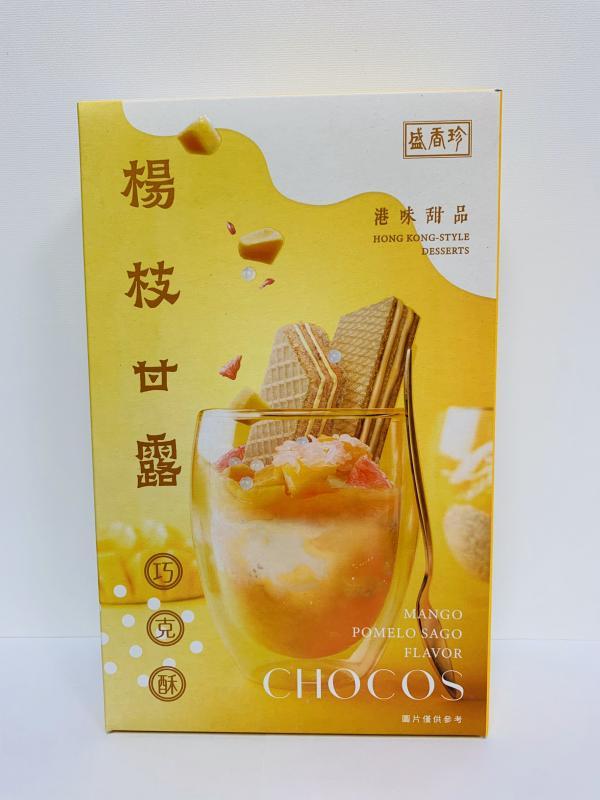 盛香珍.164g楊枝甘露巧克酥(盒)