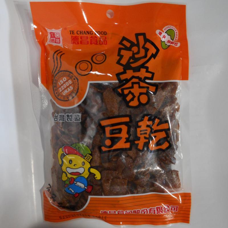 德昌豆干(沙茶)