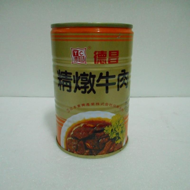 德昌-精燉牛肉罐(大)