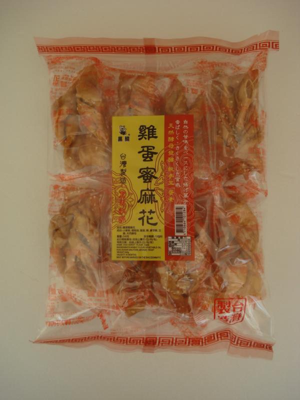 鑫豪-雞蛋麻花(袋裝)