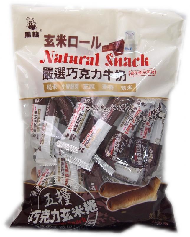 鑫豪-巧克力玄米捲