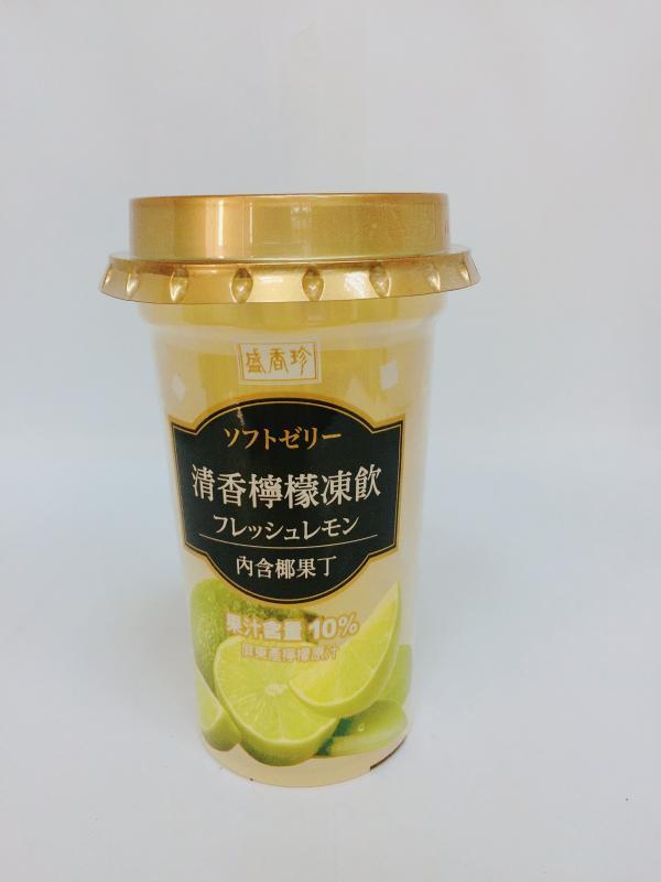 盛香珍.275g清香檸檬凍飲