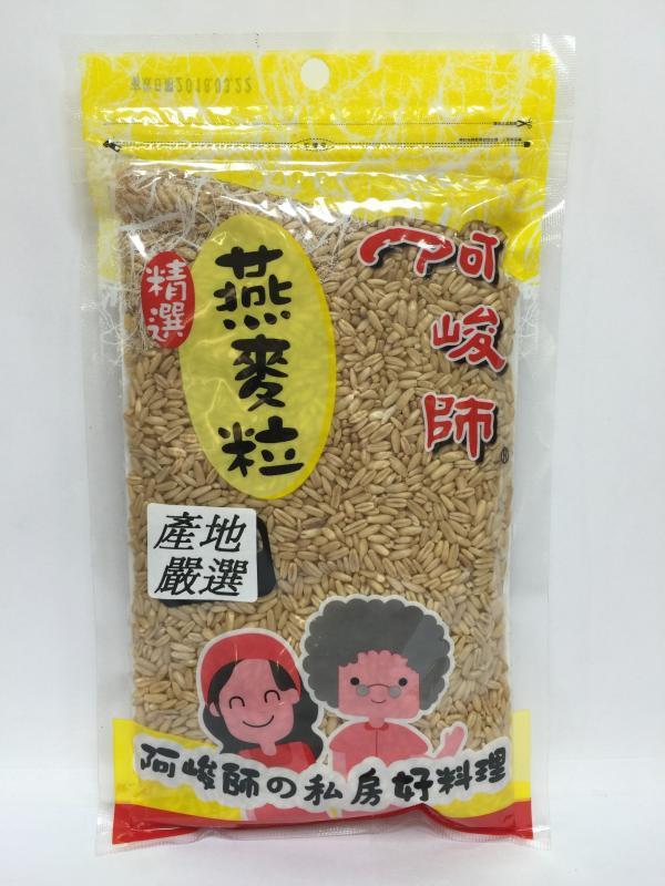 300g 阿峻師精選燕麥粒