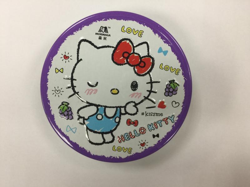 森永.25元奇蒂貓粒舒糖