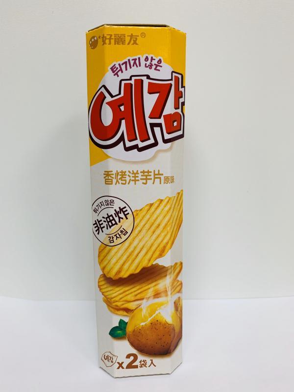 韓麗.64g預感香烤洋芋片-原味