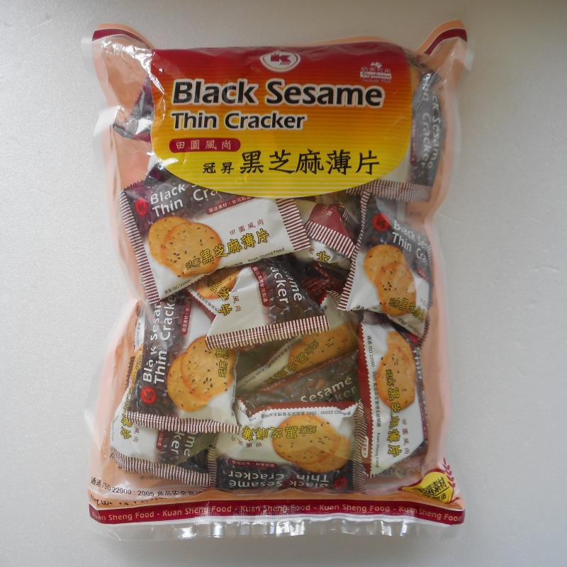冠昇-黑芝麻薄片