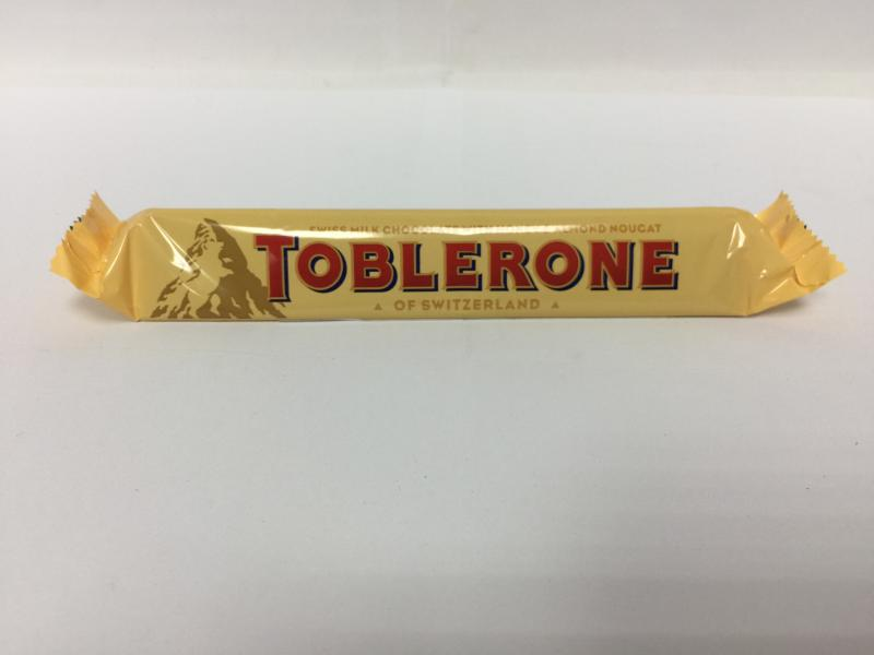 50g瑞士三角巧克力-牛奶