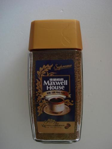 170g麥斯威爾精選咖啡-瓶
