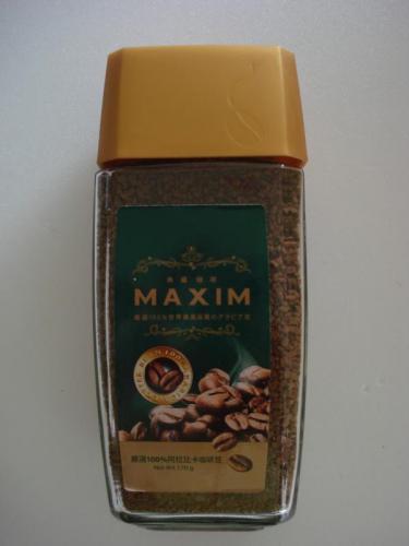 170g麥斯威爾典藏咖啡-瓶