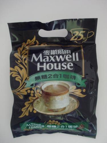 麥斯威爾25入無糖三合一隨身包