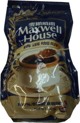 150g麥斯威爾精選咖啡-袋