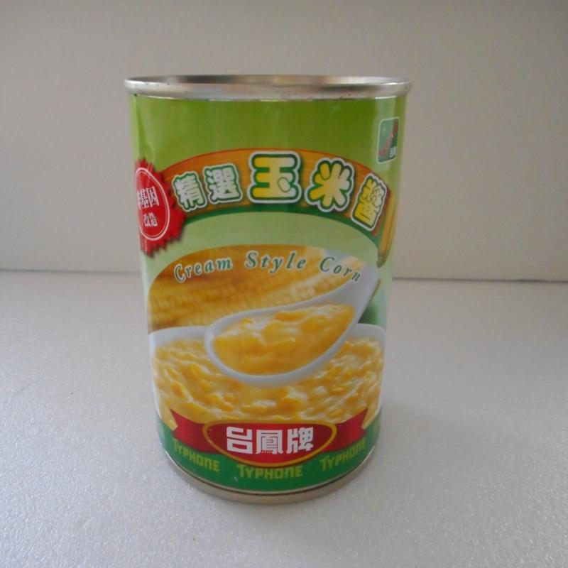 台鳳-玉米醬