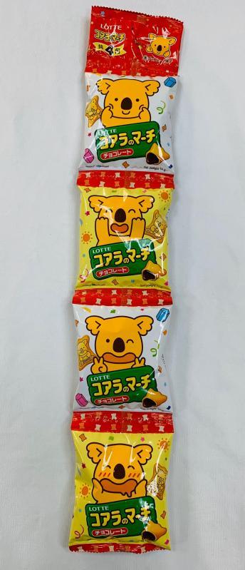 LOTTT.小熊餅串串包-巧克力