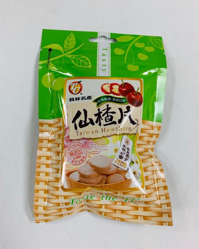 泰泉.Sweet仙楂片115g