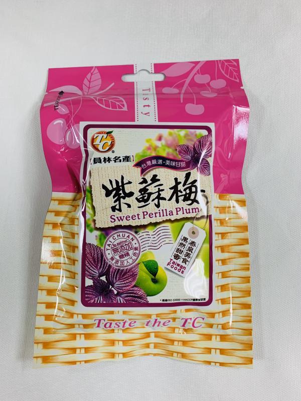 泰泉.Sweet紫蘇梅90g