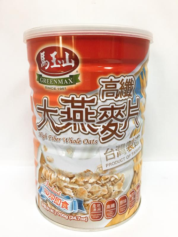 馬玉山高纖大燕麥片700g