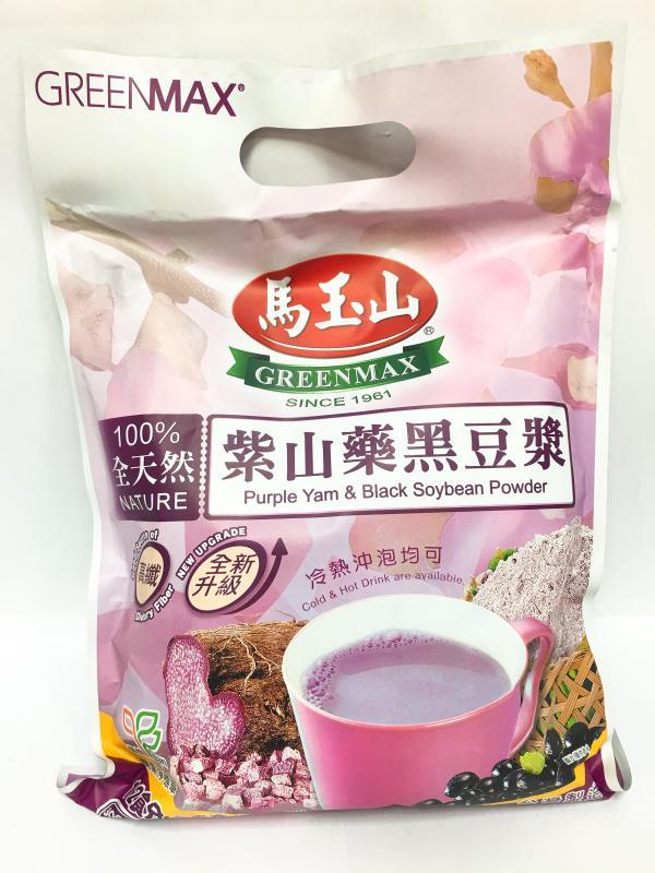 馬玉山.紫山藥黑豆漿30g*12小包