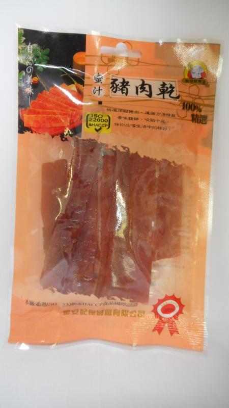金安記-蜜汁豬肉乾