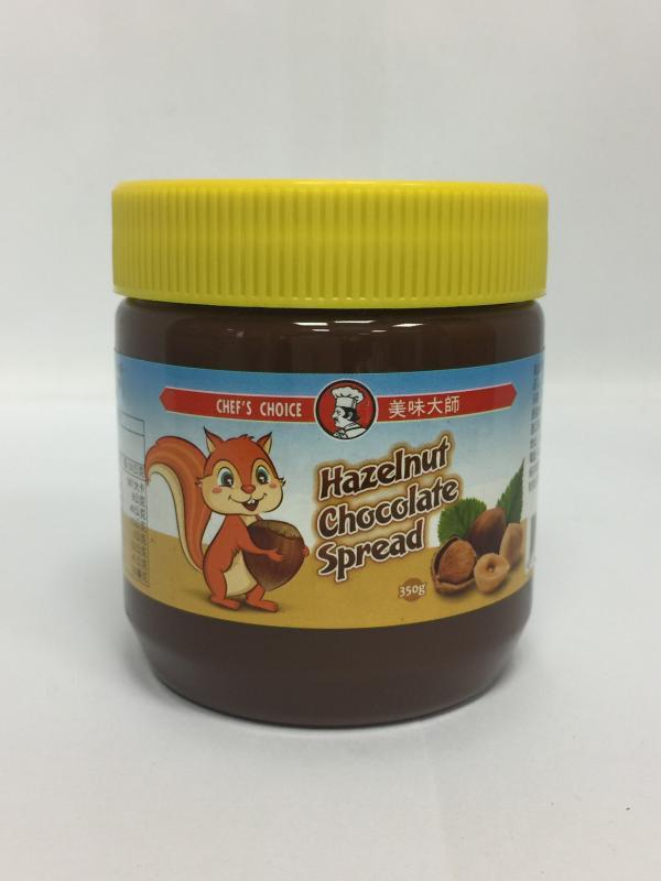 亞美樂巧克力榛果醬