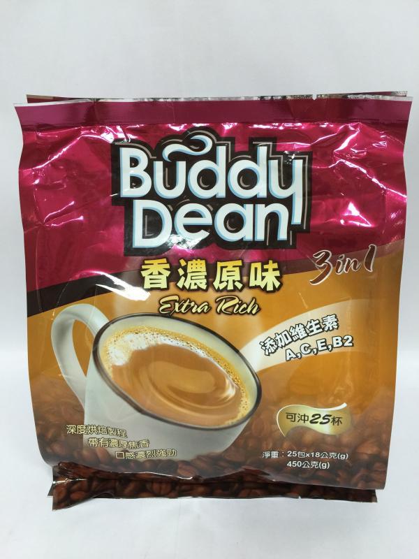 巴迪三合一咖啡-香濃原味