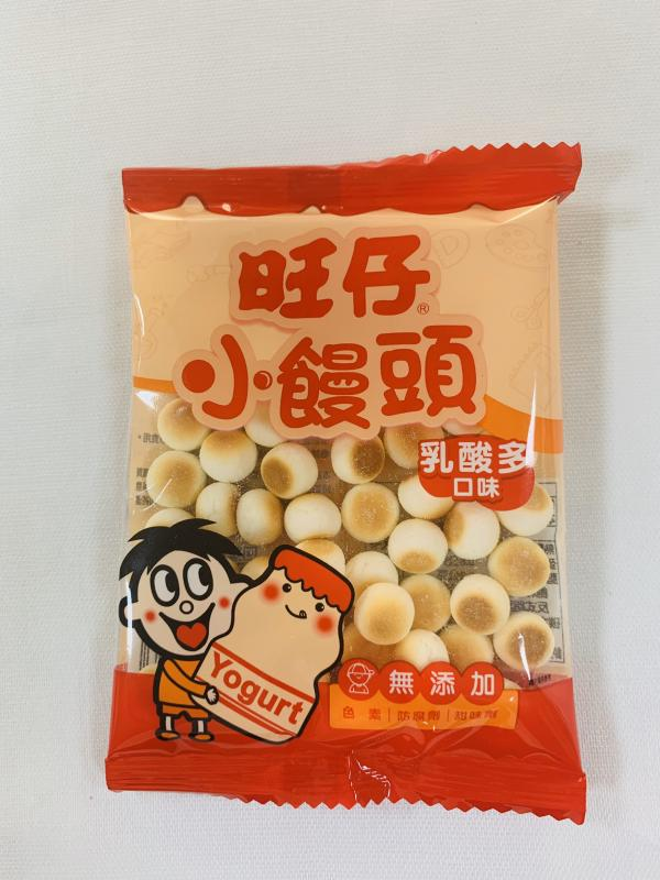 旺旺.10元旺仔小饅頭-乳酸多