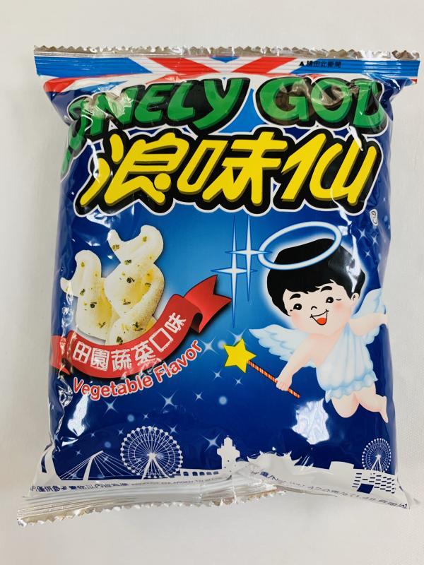 旺旺.20浪味仙(田園蔬菜)12入