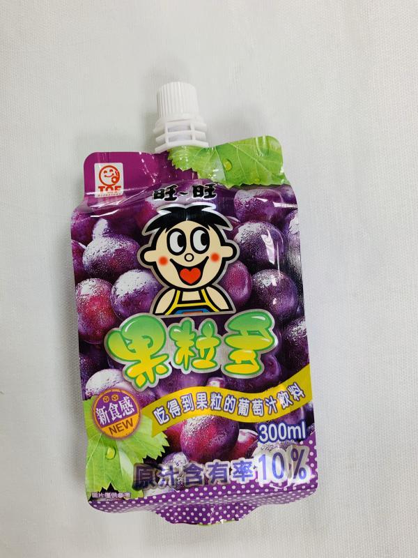 旺旺.果粒多-葡萄