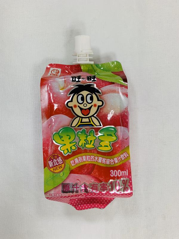 旺旺.果粒多-水蜜桃