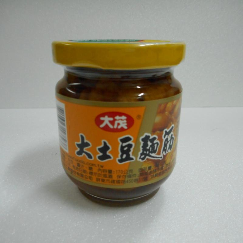 大茂-大土豆麵筋
