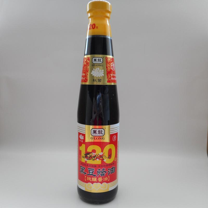 黑龍(三鷹)-秋菊黑豆蔭油(清)
