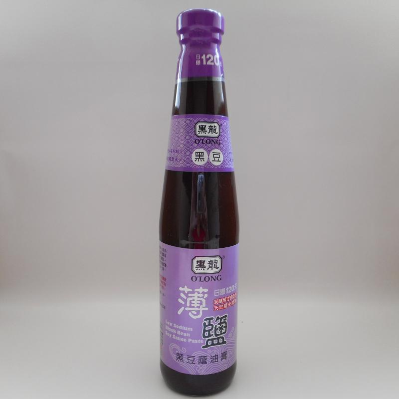 黑龍(三鷹)-薄鹽黑豆蔭油膏