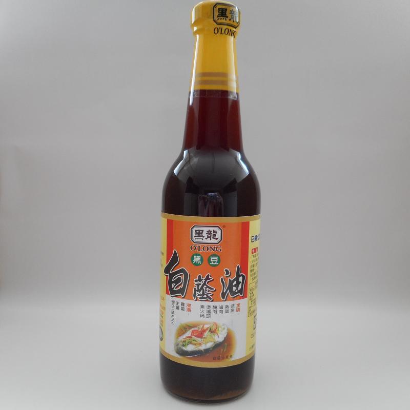 黑龍(三鷹)-黑豆白蔭油