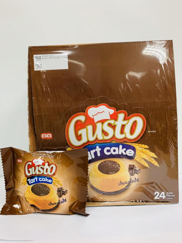 萬俐.古斯特熔岩巧克力蛋糕