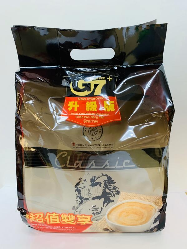 勇信.傳奇咖啡超值雙享包(782g+800g)