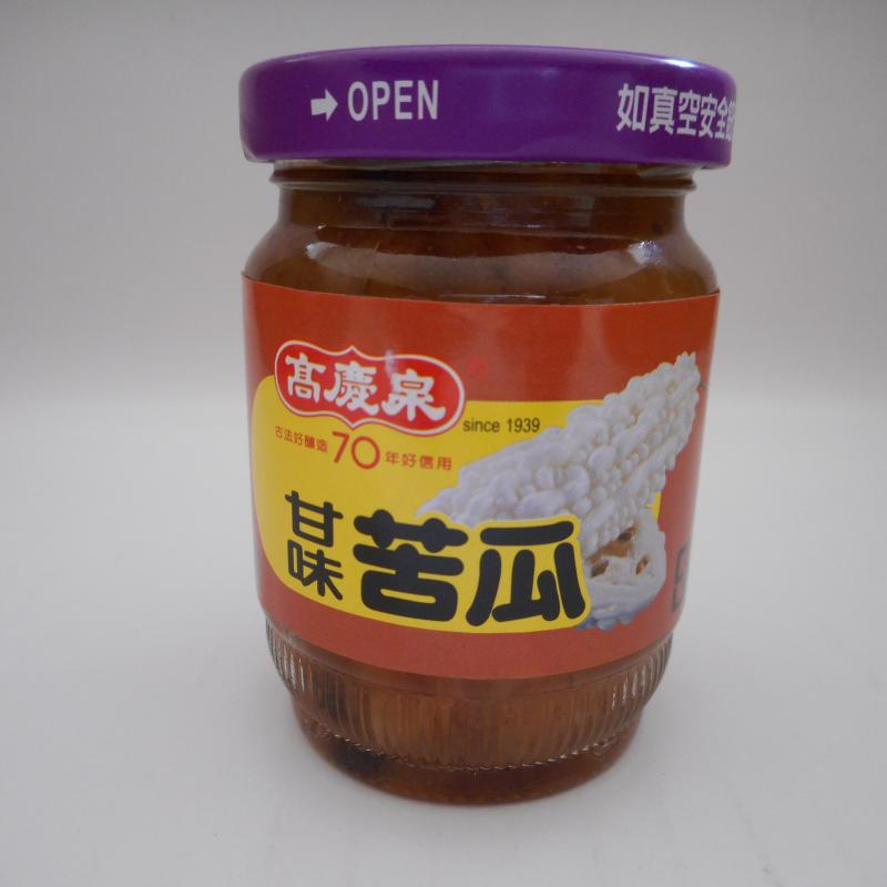 高慶泉-甘味苦瓜