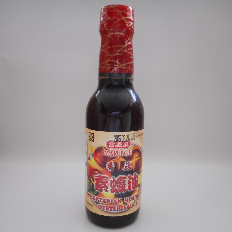 高慶泉-香菇素蠔油