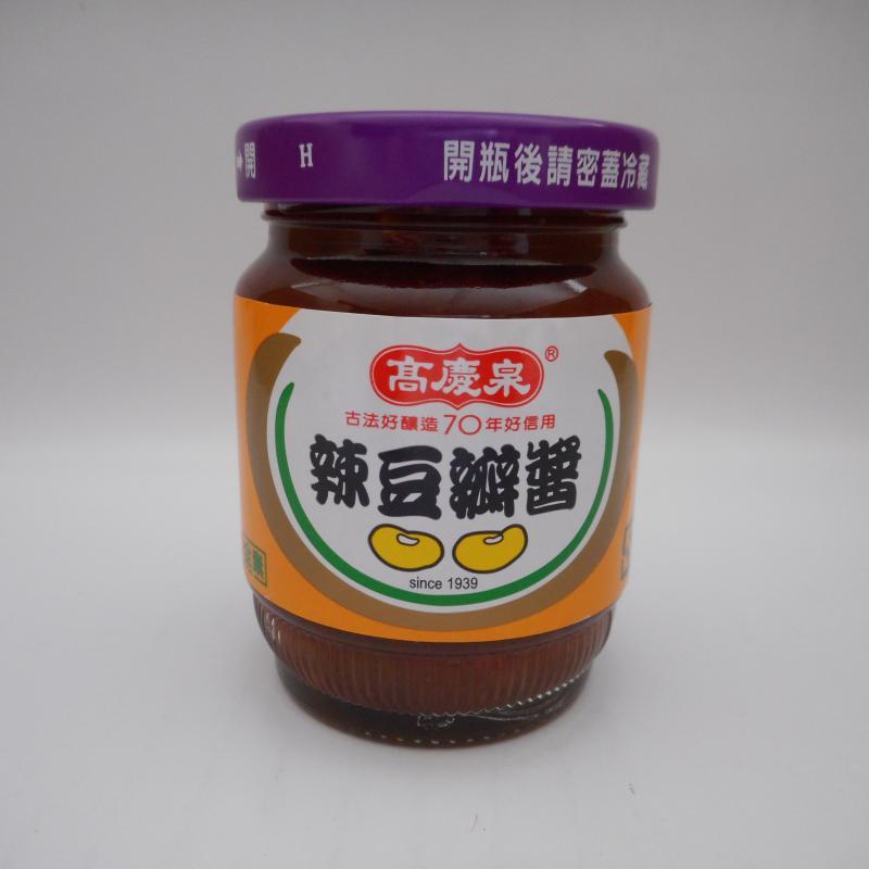 高慶泉-辣豆瓣醬