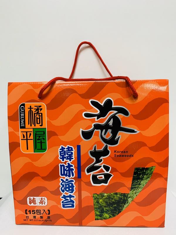 橘平屋-韓味禮盒
