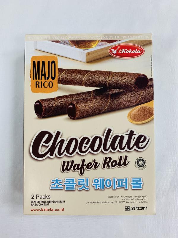 環碩.40元爆漿捲心酥(巧克力)120g
