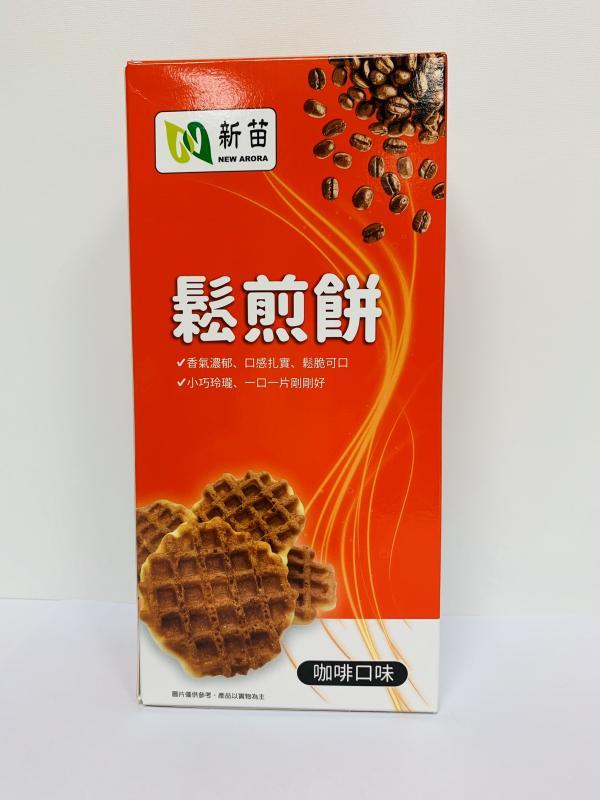 環碩.80g新苗Kid-O鬆煎餅(咖啡)