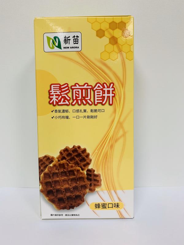 環碩.80g新苗Kid-O鬆煎餅(蜂蜜)