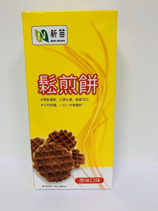 環碩.80g新苗Kid-O鬆煎餅(原味)