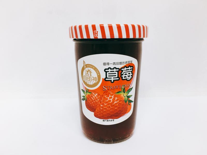 小自由神(草莓)果醬240g