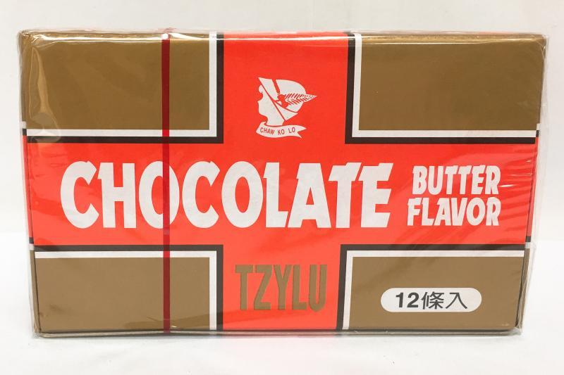 滋露巧克力奶油21g*12條