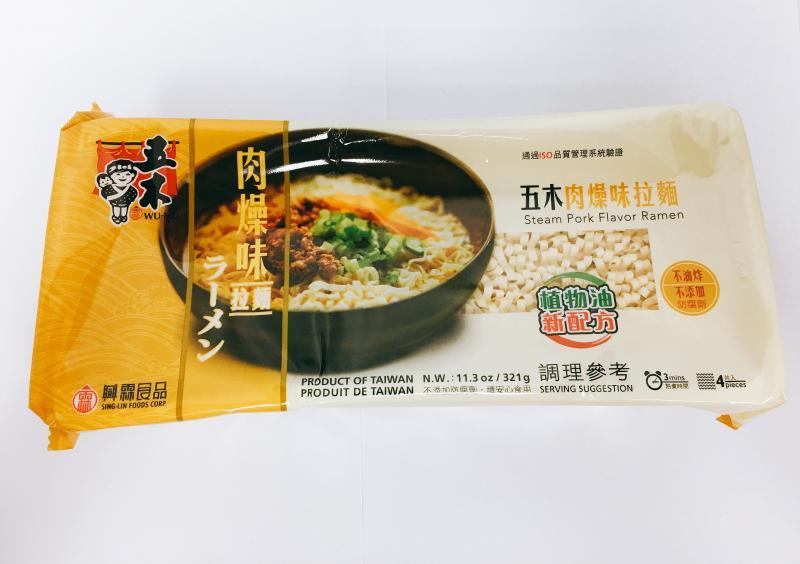 五木(肉燥味)拉麵321g